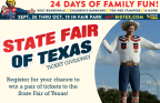 Texas State Fair Giveaway
