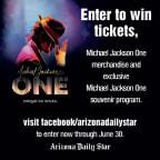 Michael Jackson One Cirque du Soleil Giveaway