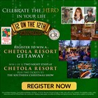 Southern Christmas Show Celebrate Heroes with 12 on the 12th Sweepstakes