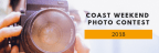 2018 Coast Weekend Photo Contest