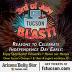 FC Tucson 3rd of July Giveaway