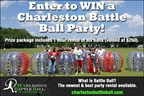 Enter to Win a Charleston Battle Ball Party!