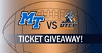 Middle Tennessee vs UTEP