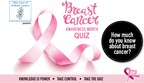 Paint it all Pink Breast Cancer Awareness Quiz