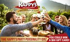 Kappy's Party Personality Quiz