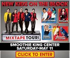 New Kids On The Block - Ticket Giveaway!
