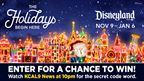 Celebrate the Holidays at Disneyland Resort KCAL9