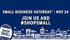 Small Business Saturday Sweepstakes