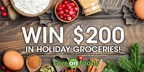 Win $200 in Holiday Groceries