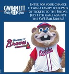 Win G-Braves tickets