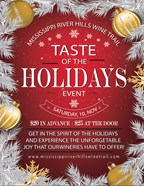The 2018 Taste of the Holidays Ticket Giveaway