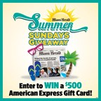 MH 2016 - Summer Sundays Giveaway