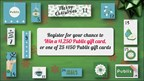 2018 Publix Holiday Sweepstakes