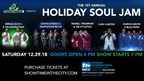 Holiday Soul Jam Sweepstakes