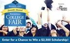 Enter for a Chance to Win a $2,500 College Scholarship
