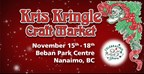 Kris Kringle Craft Market Ticket Giveaway