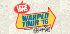 WIN A PAIR OF TICKETS TO THE VANS WARPED TOUR 2016