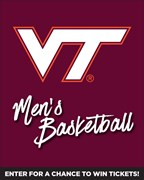 2018-19 VT Men's Basketball Tickets Sweeps