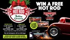 Hot Rod Holiday Giveaway