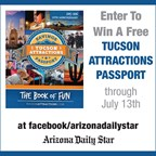 2016 Tucson Attractions Passport Giveaway