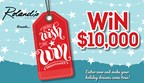The Holiday Wish and Win Sweepstakes