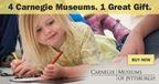 Carnegie Museums of Pittsburgh Membership Giveaway 2018