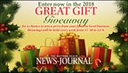 Great Gift Giveaway 2018