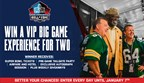 Pro Football Hall of Fame VIP Sweepstakes 2018