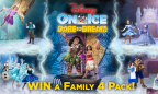 Enter to WIN a 4-Pack of Tickets to see Disney on Ice Dare to Dream!