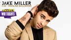 WIN TICKETS TO SEE JAKE MILLER AT HIGHLINE BALLROOM!