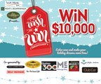 Holiday Wish and Win Sweepstakes - Bluffton