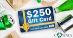CVWMA Visa Gift Card Giveaway 2018
