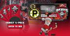 Binghamton Devils Giveaway 18-19