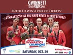 Win gymnastics tickets