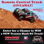 HobbyTown Edmond RC Giveaway!