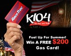 4th of July Gas Card