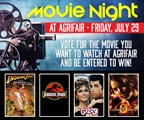Agrifair Movie Contest