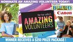 Amazing Volunteer Contest