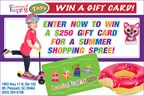 Enter to Win $200 Shopping Spree at Learning Expre