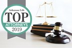 Arkansas Life Top Attorneys 2019