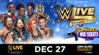 Win WWE LIVE HOLIDAY TOUR Tickets