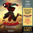 MH - SPIDERMAN INTO THE SPIDERVERSE Giveaway