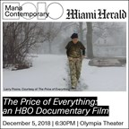 THE PRICE OF EVERYTHING Screening