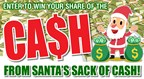 Santa's Sack of Cash - 2018