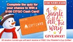 Country Fair's Jingle All The Way Giveaway