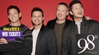 WIN TICKETS TO SEE 98 DEGREES!