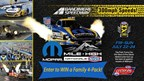 Enter to WIN a Family 4-Pack to the Mile High Nationals at Bandimere Speedway!