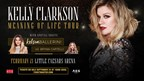 Kelly Clarkson Tickets