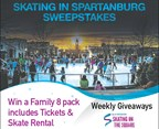 Skating on the Square Family 8 pack Sweepstakes