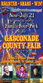 Gasconade County Fair Sweeps